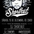 15/12: Só Pedrada Musical + Mixin' apresentam DJ SHORTKUT (EUA) @ Mansão Laranjeiras/RJ