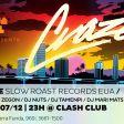 07/12: Só Pedrada Musical | 7 anos | apresenta: DJ CRAZE (EUA) @ Clash Club/SP
