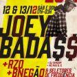 Festival Batuque traz Joey Bada$$ pra duas apresentações em São Paulo