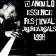D'Angelo ao vivo no Essence Festival 1998. Ouça e baixe aqui!