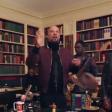 O rapper Common fez uma apresentação intimista na Casa Branca