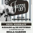 A festa JAZZY volta este sábado com show do Cosmopolita em São Paulo