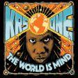 """O veterano KRS-One volta a ativa com o álbum """"The World Is MIND"""""""
