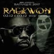 Raekwon é a grande atração do Festival Batuque 2017