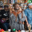 "George Clinton & The P-Funk All Stars ao vivo no programa ""Tiny Desk Concert"""