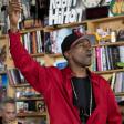 """O lendário Rakim dá aula de rap em novo episódio do """"Tiny Desk Concert"""""""