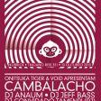 10/10: Cambalacho@Kubrick (CWB)