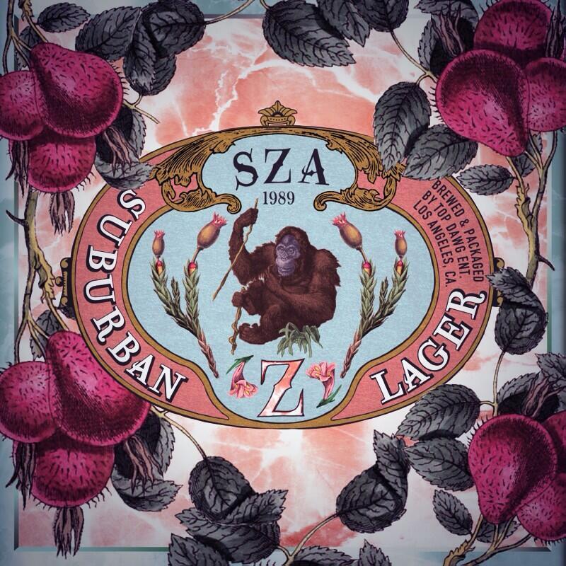 Kingdom of Featuring | S4 - Página 9 SZA-Z-ALBUM-COVER